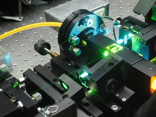 Pemanfaatan Laser